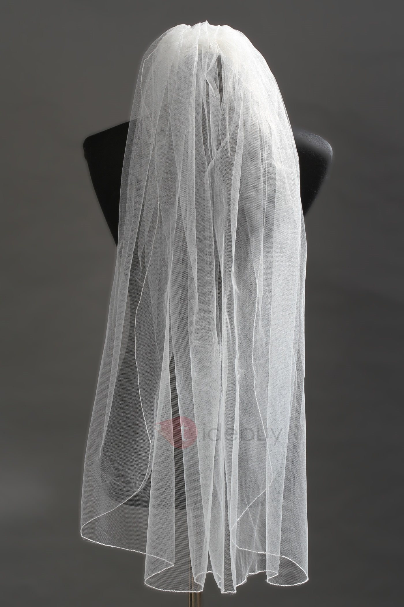 Popular Elbow Tull Wedding Bridal Veil