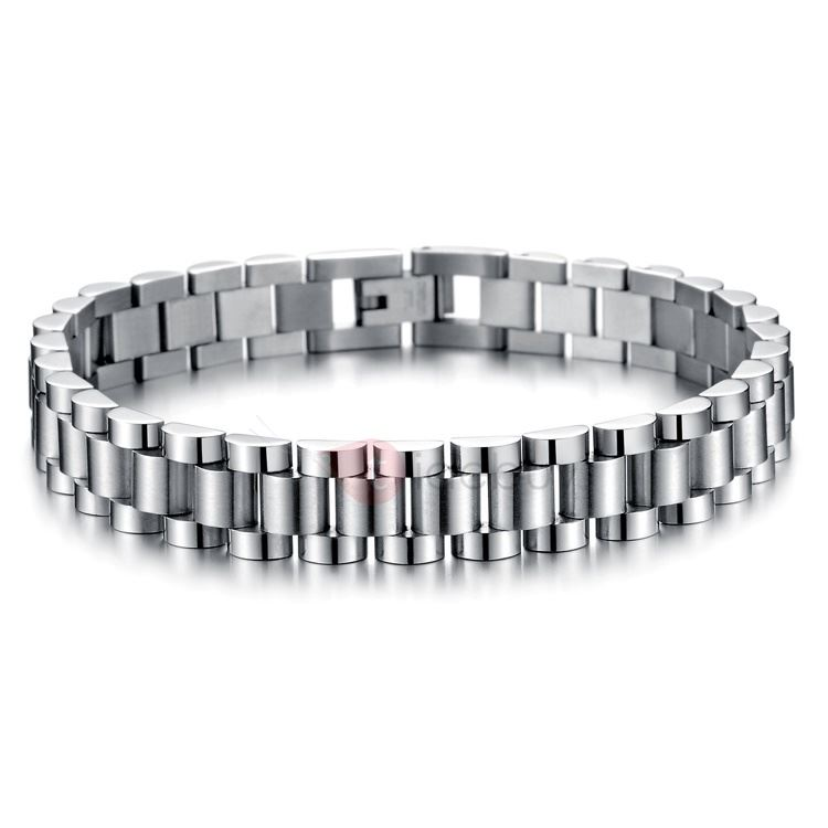 Image of Style Mens Chain Bracelet