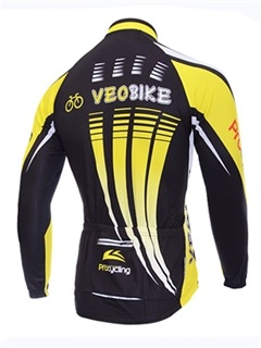 Quick-Drying Long-Sleeve Men's Jersey