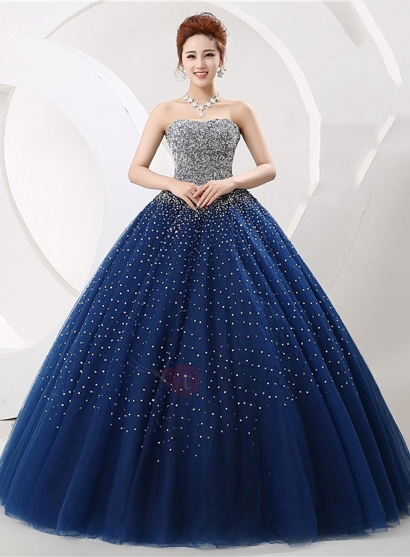 Evening Ball Gown Dresses, Cheap Wedding Ball Gown Dresses On Sale ...