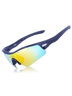 Unbreakable Frame Cycling Polarized Sports Sunglasses