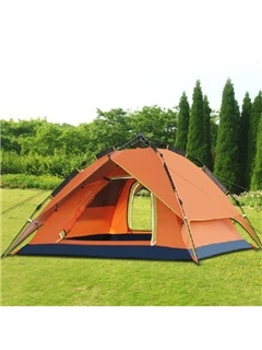 Waterproof 3-4 Person Camping Tent