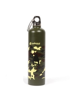 Camo Vacuum Stainless Steel Bottle