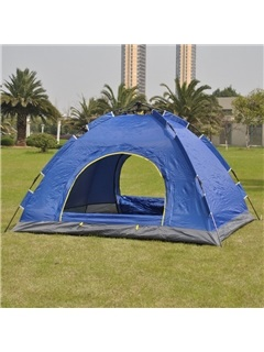 2 Person D-shape Door Outdoor Tent