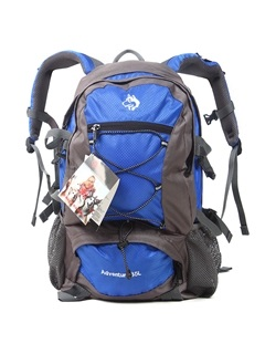 Durable Graphic Hiking Daypack