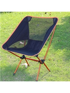 Aluminum Alloy Portable Folding Camping Chair