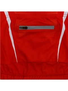 Athletic-Fit Summer Cycling Jersey And Shorts
