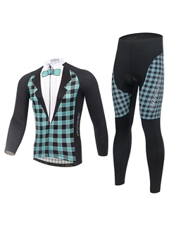 Polyester Fast Drying Cycling Outfit