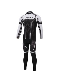 Polyester Moisture-Wicking Jersey And Pant