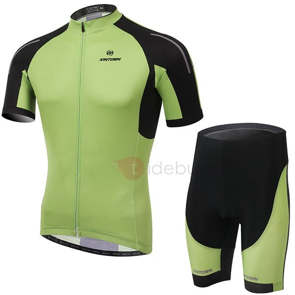 Breathable Short-Sleeve Cycle Outfit