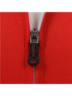 Polyester Back Pockets Cycle Jersey