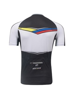 Polyester Men's Fast Drying Cycle Jersey