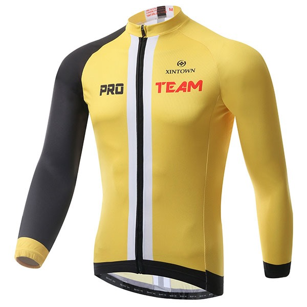 Form-Fitting Front-Zipper Men's Cycling Jersey