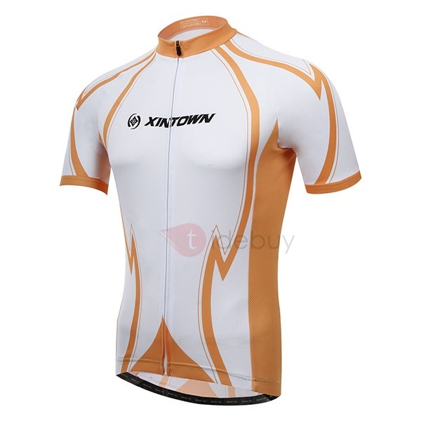 Polyester Multi Color Quick-Drying Cycling Jersey