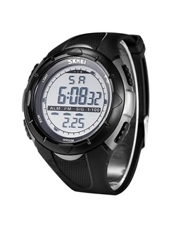 Luminous Digital Men Watch 5
