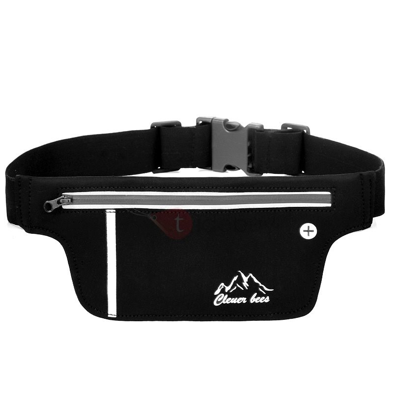 Simple Ultrathin Design Waist Pack