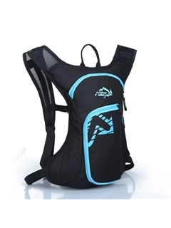Tear Resistance Zipper Closed Cycling Backpack