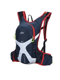 Double Water Space Including Raise Size Roomy Cycling Backpack
