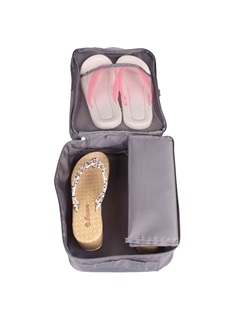 Casual Trip Three-Dimensional Shoes Storage Bag