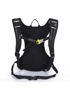 Gridding Ventilate Straps Unisex Cycling Backpack