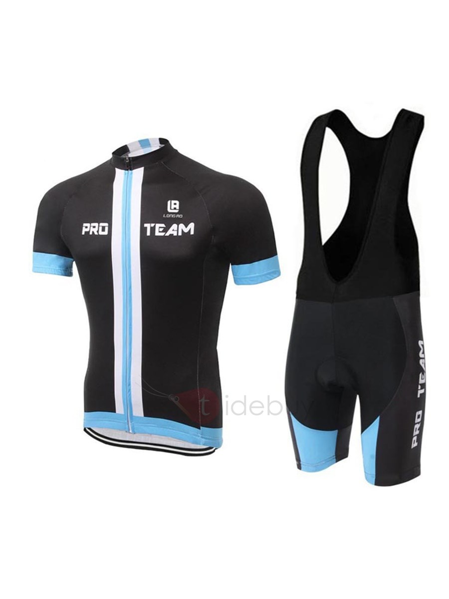 Streamline Full-Zip Men's Bike Jersey & Bib Shorts