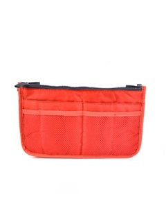 Functional Pockets in Bag Toiletry Kits