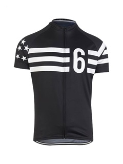 Polyester Fresh-Print Men's Cycle Quick-Drying Jersey