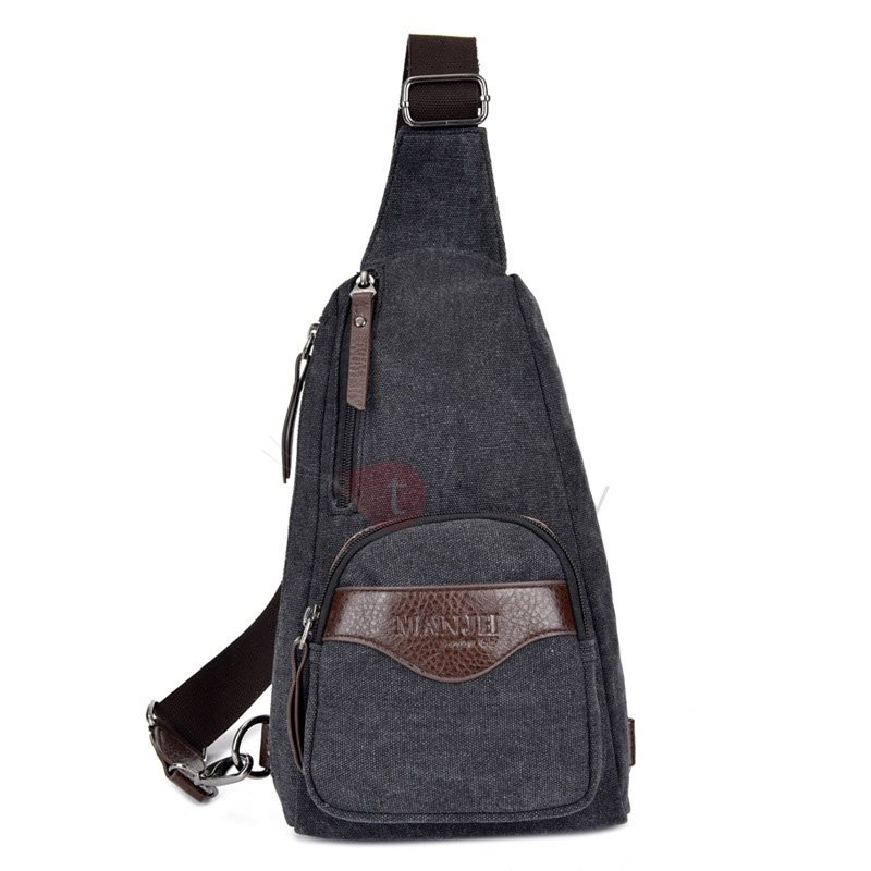 Casual One Out Pocket Chest Pack