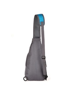 Lightweight Double Pocket Chest Bag