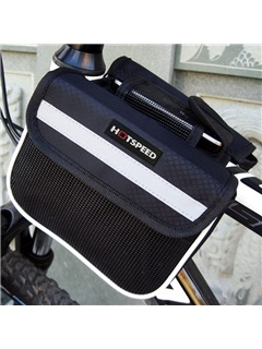 Waterproof Double Side Pocket Cycling Beam Bag