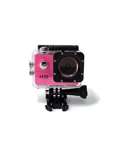 Action Camera CMOS Sensor Waterproof Sports Video Camera