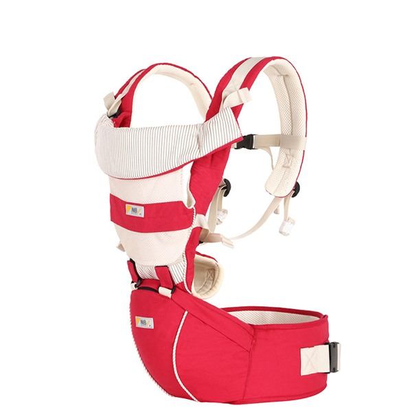 Multi-Functional Infant Breathable Strap Baby Carrier