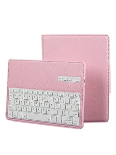 Solid Color Waterproof Shockproof With Separable Bluetooth Keyboard Tablets Case for iPad Air/Air 2