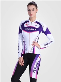 Dynamic Mesh Trim Breathable Fasting Drying Women Cycling Suit