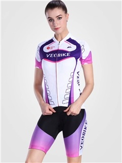 Lycra Breathable High Stretchy Women Cycling
