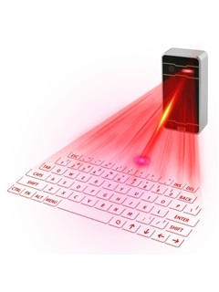 Laser Projection Virtual Keyboard for iPhone/ smartphone/ laptop or tablet
