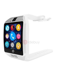 New Fashion Q18 Smart Watch Android Smartwatch Phone Sleep Monitor with SIM Card Slot/Camera 28