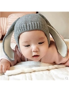 Cute Rabbit Ear Design Baby's Hat