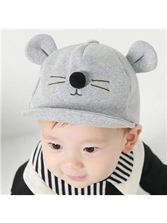 Soft Warm Thicken Kid's Baseball Cap