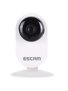 ESCAM WIFI Camera Security Monitor Alarm HD IP Camera Night Vision