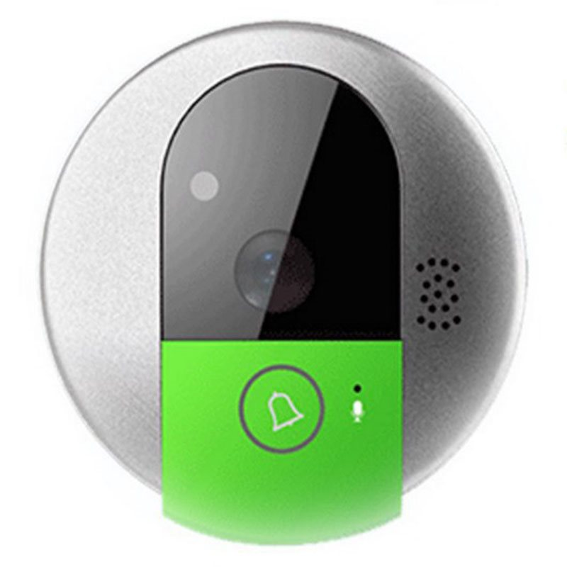 Фото #1: Wireless WiFi Video Doorbell Viewer for Smart Home Security Video Intercom via Cellphone App Remote