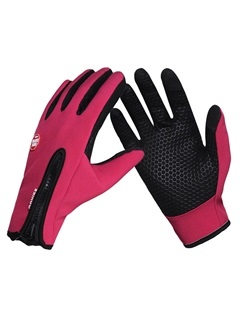 Trendy Thermal Touchscreen Windproof Outdoor Gloves