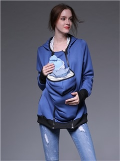 3 in 1 Baby Carrier Maternity Kangaroo Hoodie