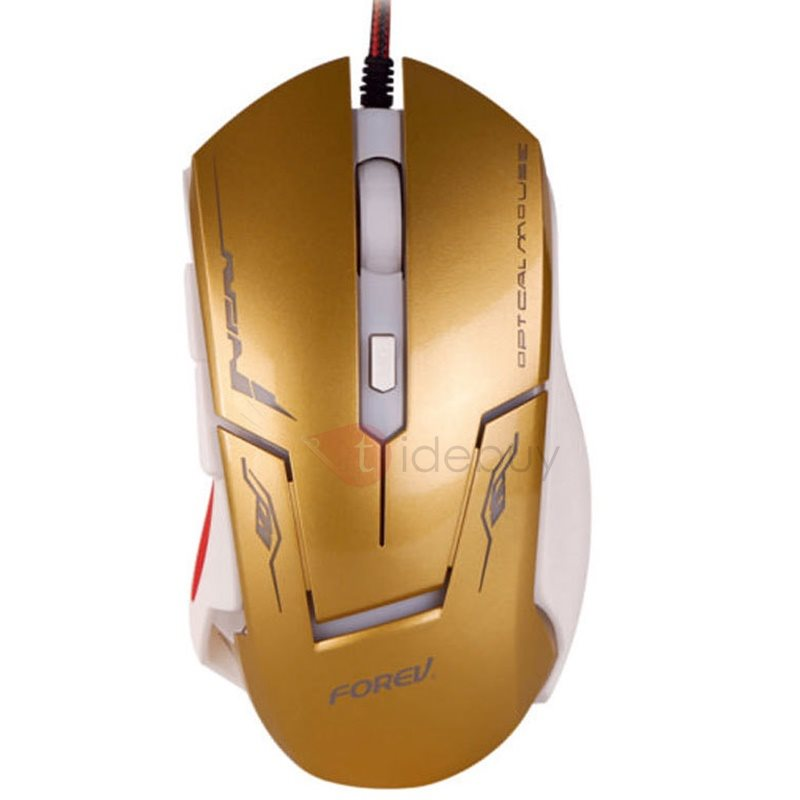 FOREV FV-Q250C USB Optical Mouse