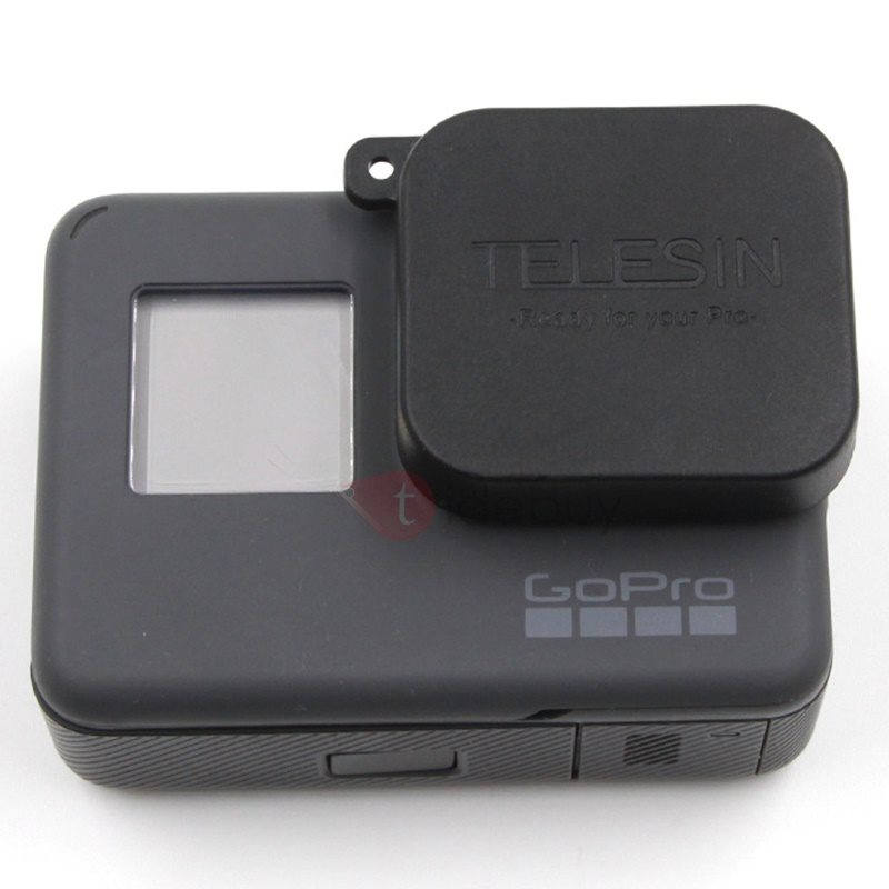 GoPro Hero 5 Soft Silicone Lens Cover Cap