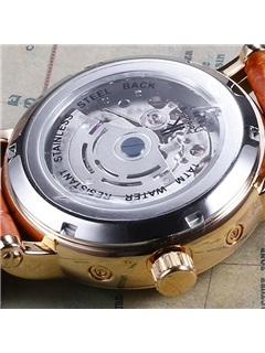 Business Automatic Mechanical Men's Watch