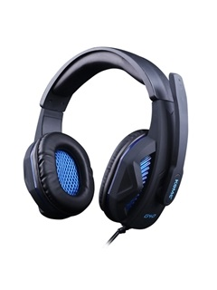 KOMC G40 with Colorful LED-light Professional Games Headphone with Mic