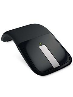 A1 Mini Flexible Ultra Bluetooth Mouse 2.4GHz Portable Wireless Mouse 6