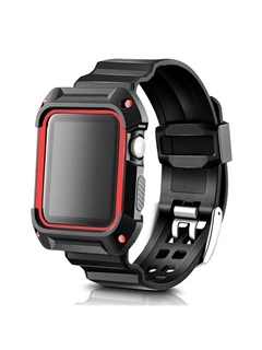Fashionable Smart Watch Protective Case with Band for 38mm/42mm Apple Watch Series 1/2 Iwatch Wearable Tech 13