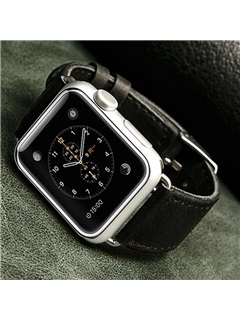 Jisoncase Smartwatch Band for 38mm/42mm Iwatch Tech 10